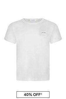 Dolce & Gabbana Kids Baby Boys Cotton T-Shirt