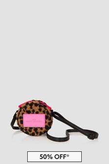 Marc Jacobs Girls Animal Print Bag