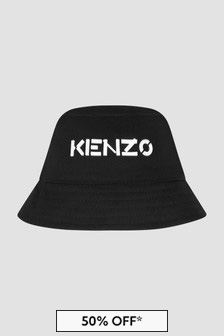 Kenzo Kids Black Hat