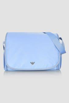 Emporio Armani Blue Changing Bag