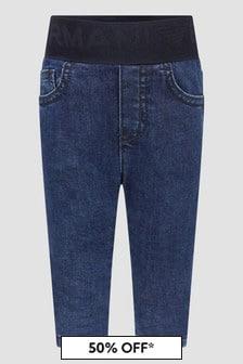 Emporio Armani Blue Jeans