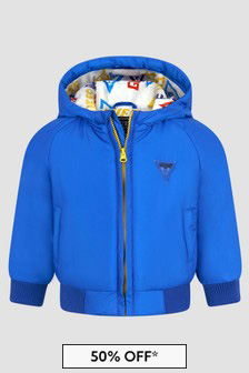 Guess Baby Blue Jacket