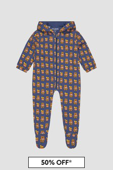 Guess Baby Navy Snowsuit