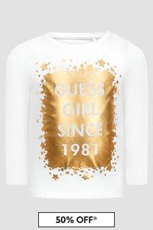 Guess White T-Shirt