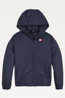 Tommy Hilfiger Boys Navy Jacket