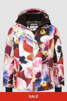 Molo Girls Pink Jacket