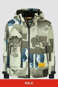 Molo Boys Grey Jacket