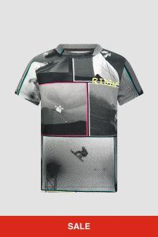 Molo Boys Grey T-Shirt