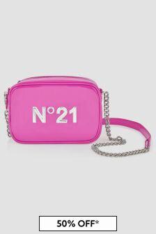 N°21 Girls Purple Bag