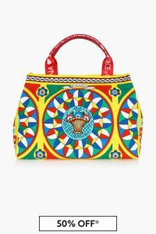 Dolce & Gabbana Kids Girls Multicoloured Bag