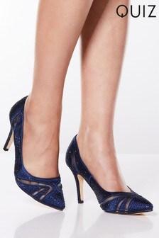 Womens Quiz Shoes   High \u0026 Mid Heel