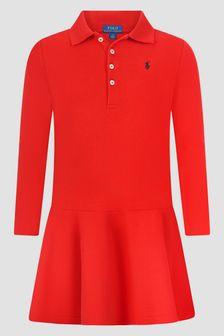 Ralph Lauren Kids Girls Dress