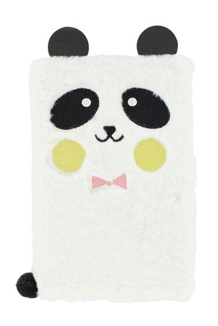 Buy Paperchase Fluffy Panda Notebook From The Next Uk Online Shop