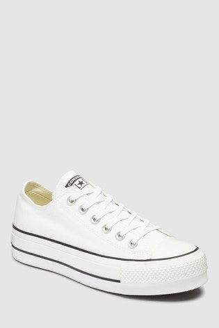 b45a3fc7d36ca6 Buy Converse Lift Chuck OX from the Next UK online shop