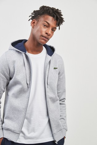 e7a12529d9 Buy Lacoste® Sport Zip Through Hoody from Next Slovakia