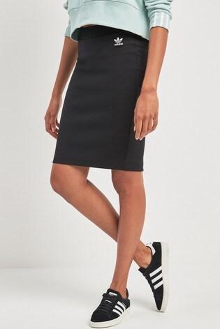 0f69633bb3 Buy adidas Originals Black Midi Skirt from Next Hong Kong