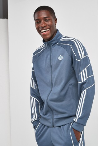 adidas Superstar TT veste de survêtement blanc dans le shop