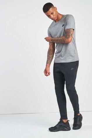 nike tech joggers grey