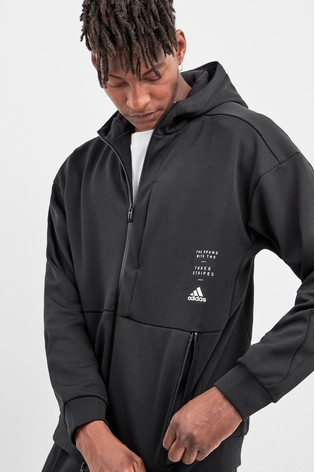 promo code reasonable price factory outlets adidas ID Black Sweat Hoodie