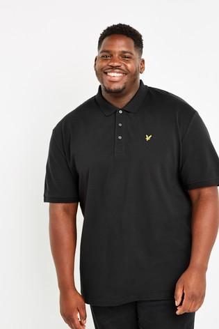 Lyle & Scott Plus Size Polo Shirt