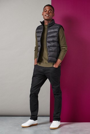 Quilted Gilet by Next