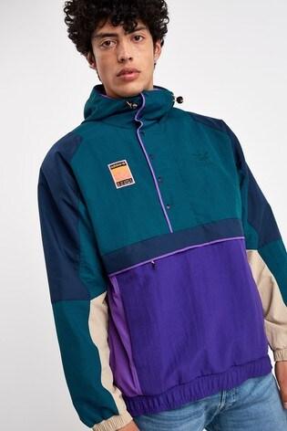 Kaufen Sie adidas Originals Adiplore Jacke, mehrfarbig bei