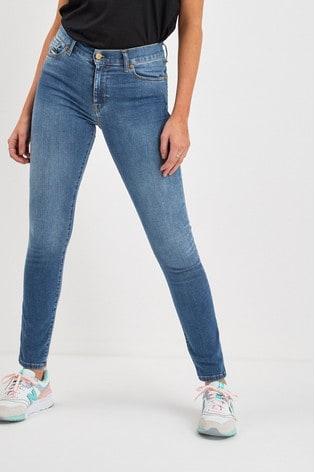 Diesel® Roisin Super Skinny Fit Jeans