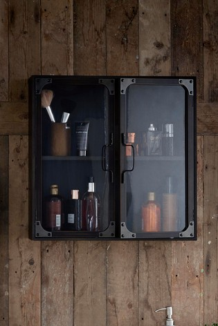 Hudson Double Bathroom Cabinet by Next
