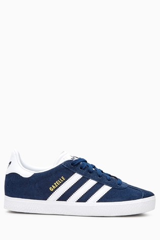 Adidas Originals Gazelle Youth Trainers by Next