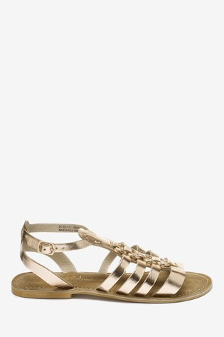 Style Gladiator Sandals Rose Gold WCBxQrdoeE