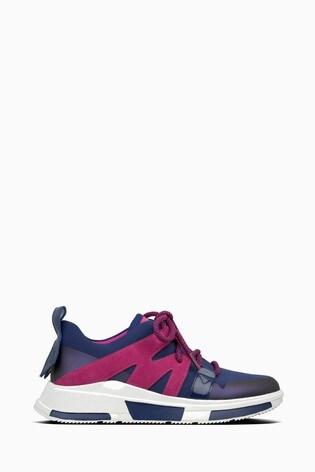 more photos 10ff7 b8598 FitFlop™ Blue Carita Sneaker