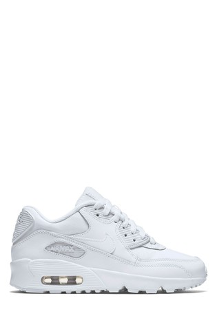 new products b83b2 b8262 Nike Air Max 90 Youth Trainers