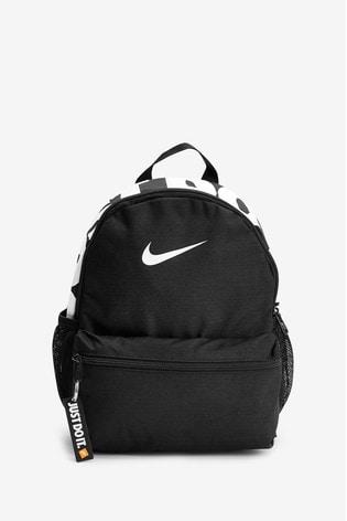 Nike Black Brasilia JDI Kids Backpack