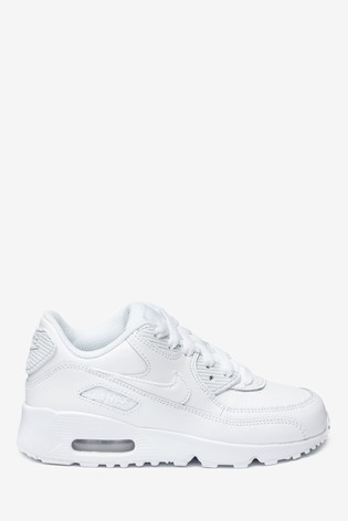 finest selection ba7f2 f6e28 Buy Nike Air Max 90 Junior Trainers from Next Ireland