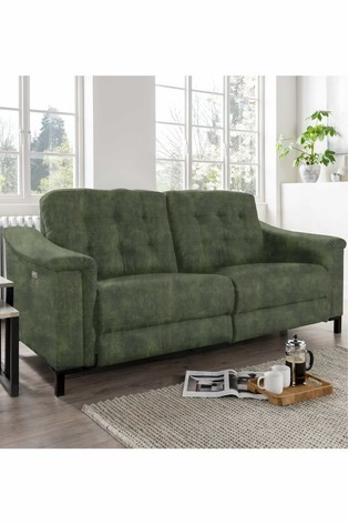 Marlin Large Recliner Sofa by La-Z-Boy