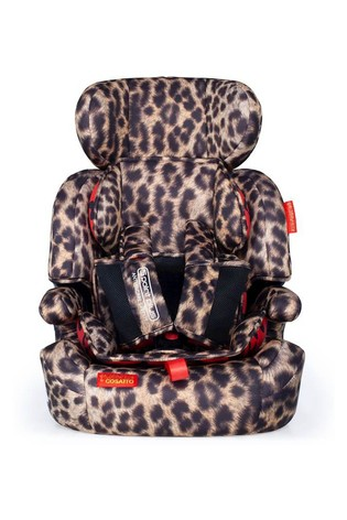 Hear Us Roar Zoomi Car Seat by Paloma Faith