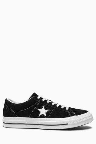 Converse One Star Ox Trainers
