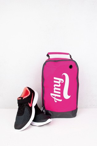 Personalised Boot Bag by Loveabode