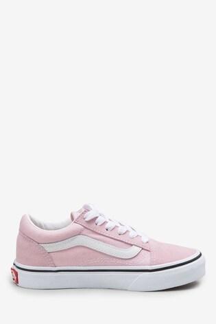 Buty Vans OLD SKOOL pink