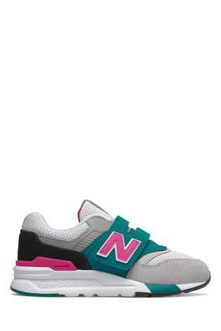 reputable site 5531e 80248 New Balance 997 Infant Trainers