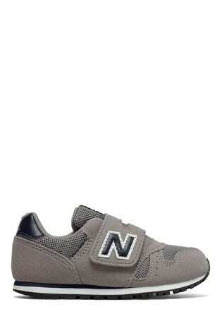 online zum Verkauf innovatives Design Online-Verkauf New Balance 373 Infant Trainers