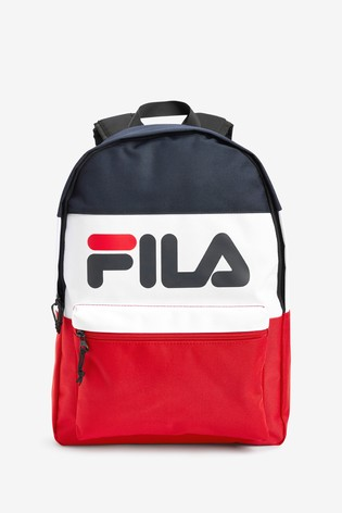 Fila Retro Logo Backpack