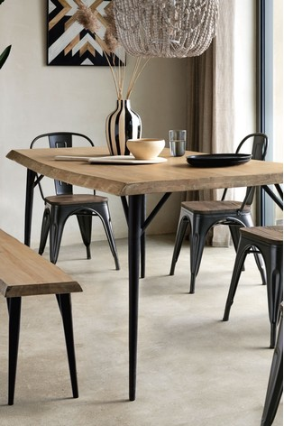 Sensational Devin Dining Table Interior Design Ideas Inesswwsoteloinfo