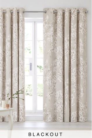 Blossom Eyelet Curtains