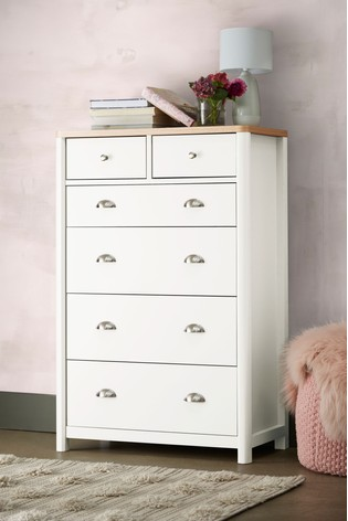 huge selection of 24bef 4ba7b Hanley 6 Drawer Tall Chest
