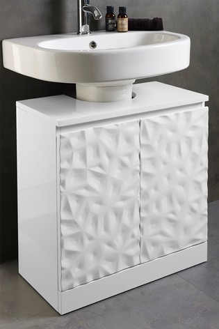 Wondrous Mode Textured Under Sink Storage Complete Home Design Collection Barbaintelli Responsecom