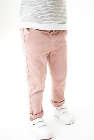 Pink Stretch Chinos (3mths-7yrs)