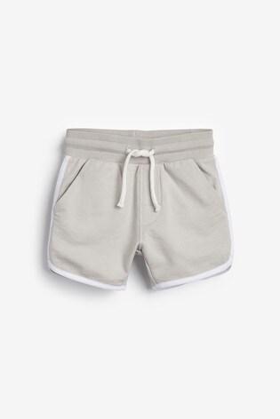 Grey Runner Shorts (3mths-7yrs)
