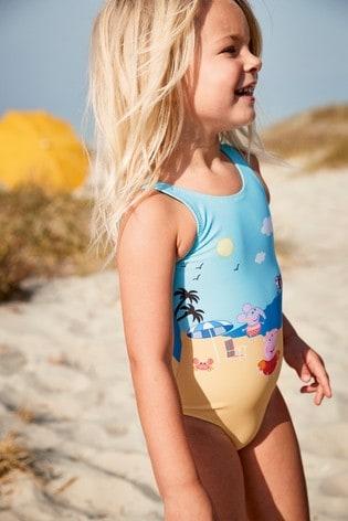 Peppa Pig™ Swimsuit (3mths-7yrs)