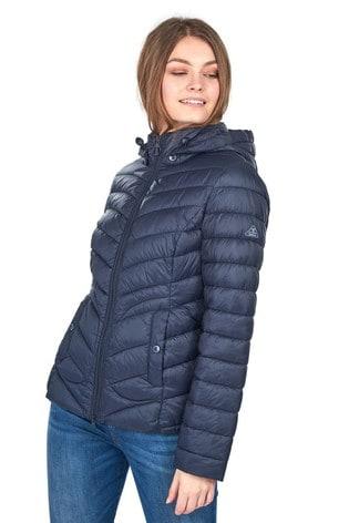 Barbour® Coastal Curved Hem Padded Fulmar Jacket